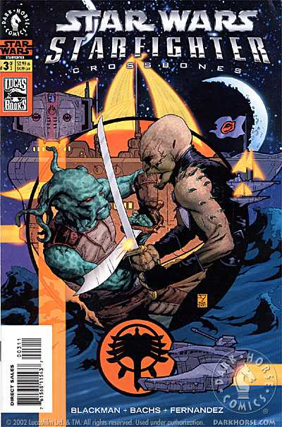 LES NEWS DU COMICS STAR WARS - LA SAGA EN BD - Page 2 Crossb11