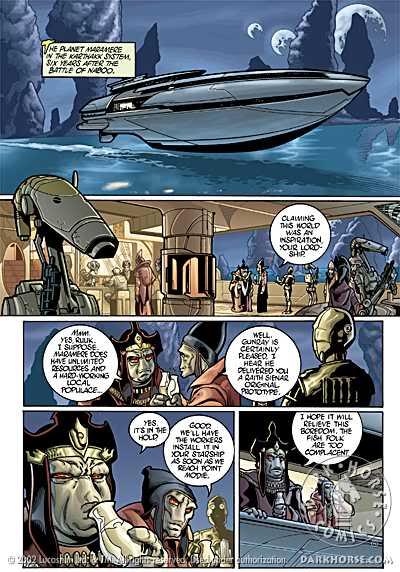 LES NEWS DU COMICS STAR WARS - LA SAGA EN BD - Page 2 Crossb12