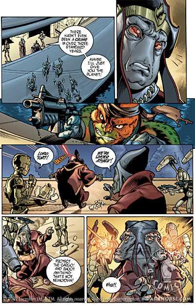 LES NEWS DU COMICS STAR WARS - LA SAGA EN BD - Page 2 Crossb13