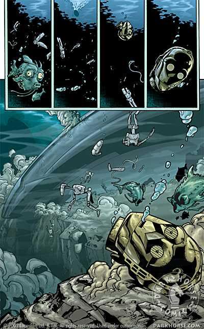 LES NEWS DU COMICS STAR WARS - LA SAGA EN BD - Page 2 Crossb15
