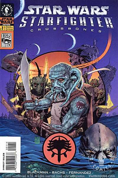 LES NEWS DU COMICS STAR WARS - LA SAGA EN BD - Page 2 Crossb16