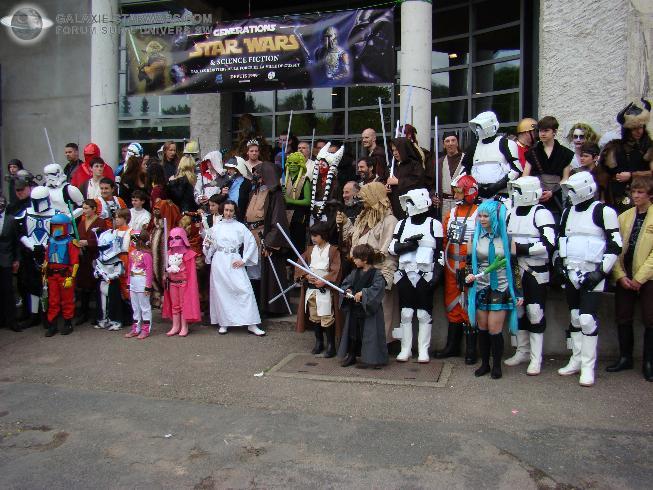 Générations Star Wars & SF - Cusset (03) 02-03 Mai 2015   Cusset10