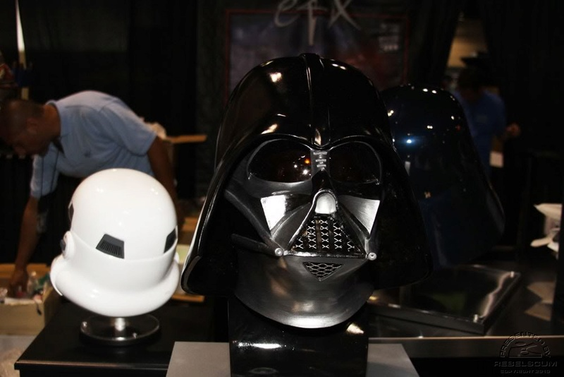 eFX - DARTH VADER HELMET LEGEND - EPISODE IV: A NEW HOPE Cv3910