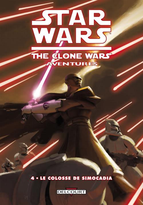 COLLECTION STAR WARS - CLONE WARS AVENTURES Cwaven10