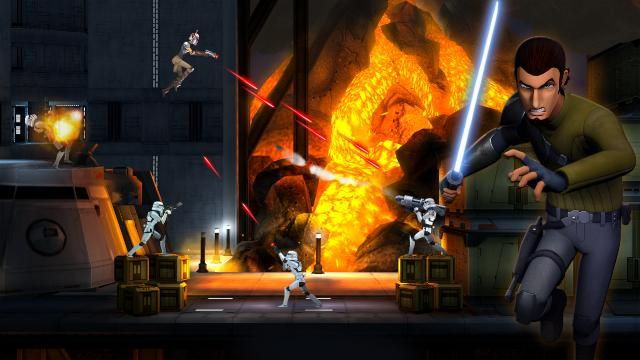 Star Wars Rebels: Recon Missions Cwb0111