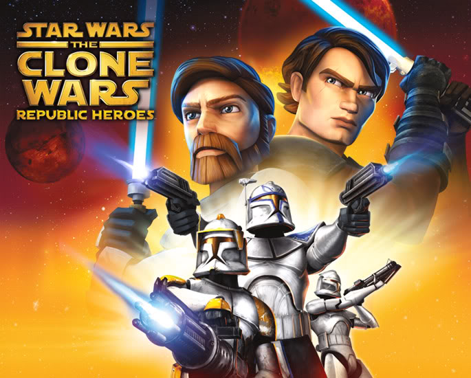 Star Wars - The Clone Wars - Républic Heroes Cwgame10