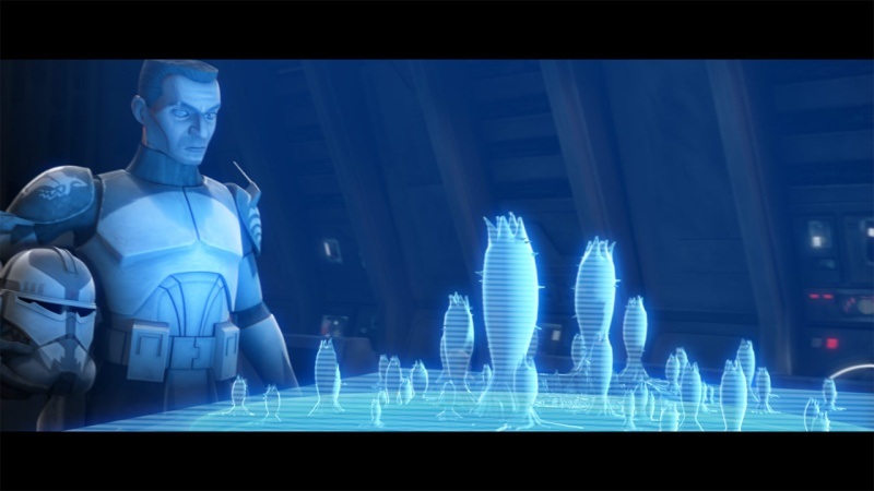 STAR WARS - THE CLONE WARS SAISON 4 EPISODES 1 - 10   Cws04e10