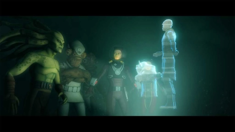 STAR WARS - THE CLONE WARS SAISON 4 EPISODES 1 - 10   Cws04e11