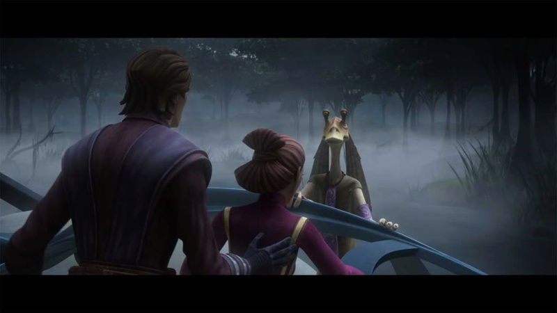 STAR WARS - THE CLONE WARS SAISON 4 EPISODES 1 - 10   Cws04e14