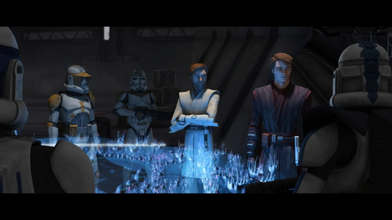 STAR WARS - THE CLONE WARS SAISON 4 EPISODES 1 - 10   Cws04e16