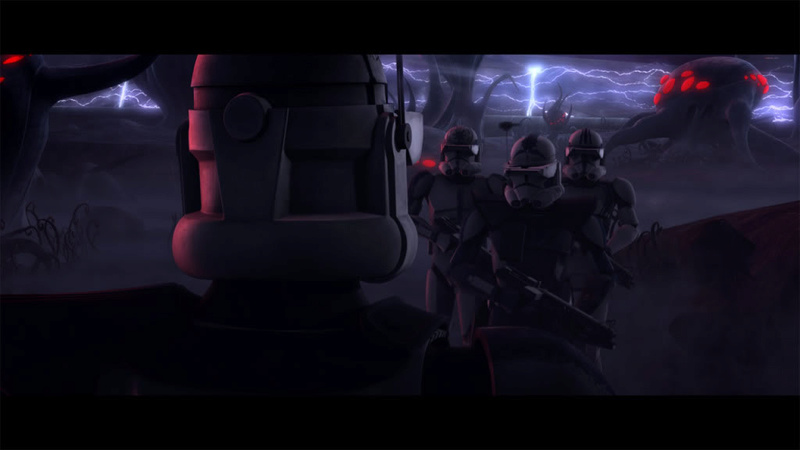 STAR WARS - THE CLONE WARS SAISON 4 EPISODES 1 - 10   Cws04e17