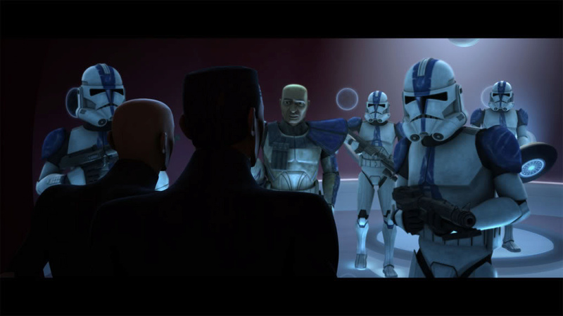 STAR WARS - THE CLONE WARS SAISON 4 EPISODES 1 - 10   Cws04e18