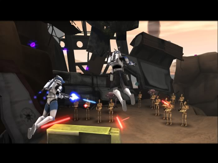 Star Wars - The Clone Wars - Républic Heroes Cwwii013
