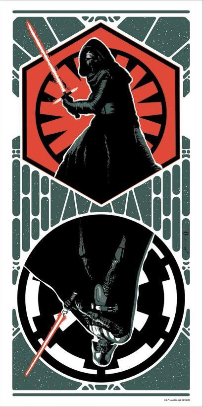 Artwork Star Wars - Dark Ink - Dark Sides Dark_s10