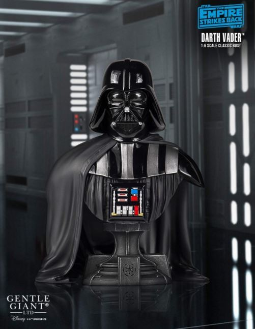Gentle Giant PGM - Darth Vader Classic Bust  Darth_10