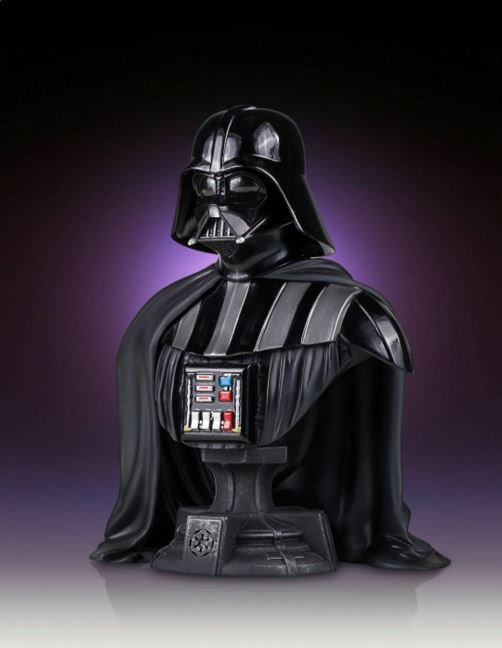 Gentle Giant PGM - Darth Vader Classic Bust  Darth_13