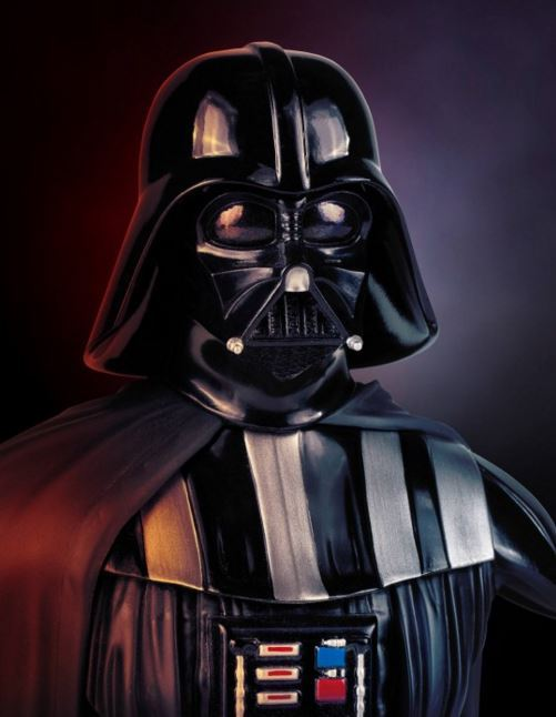 Gentle Giant PGM - Darth Vader Classic Bust  Darth_15
