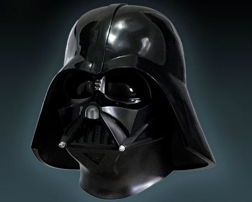 eFx - Star Wars Episode IV Darth Vader Helmet Cast Replica Darth_35
