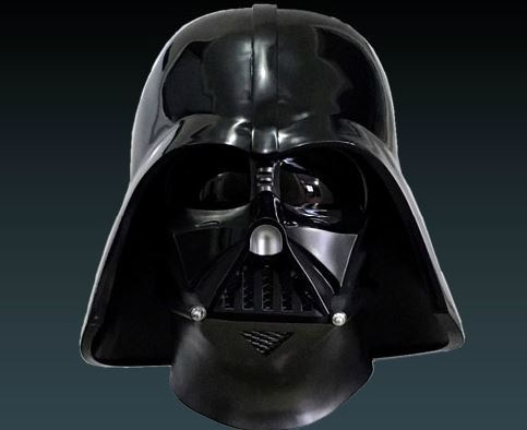 eFx - Star Wars Episode IV Darth Vader Helmet Cast Replica Darth_38