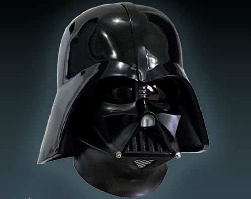 eFx - Star Wars Episode IV Darth Vader Helmet Cast Replica Darth_41
