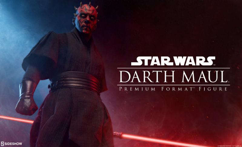 Sideshow Collectibles - Darth Maul Premium Format Figure Darthm10