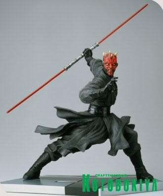 Kotobukiya - Darth Maul ARTFX Statue Darthm18