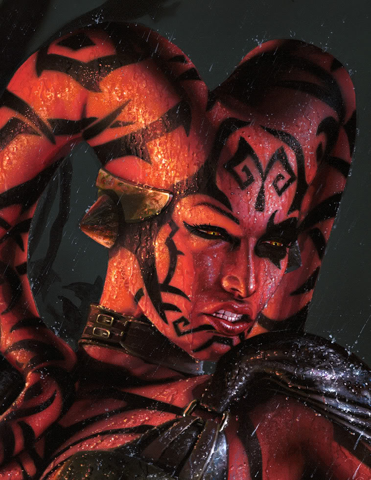 Star Wars - Jerry Vanderstelt -- Darth Talon Dartht12