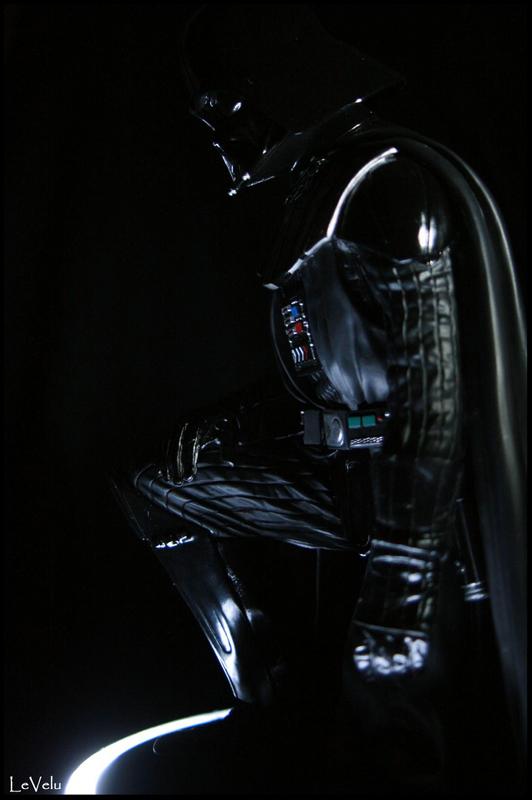 Gentle Giant - Darth Vader ESB Statue Darthv16