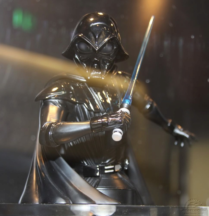 Gentle Giant - Darth Vader McQuarrie Concept Mini Bust Darthv27