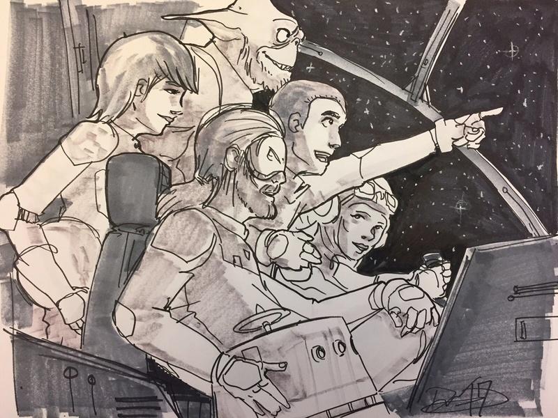 Star Wars Rebels Saison 4 Dave-s10