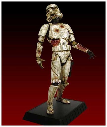Gentle Giant - Death Trooper Deluxe Statue Deadtr11