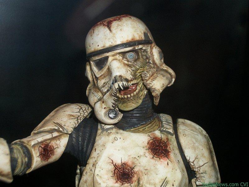 Gentle Giant - Death Trooper Deluxe Statue Death011