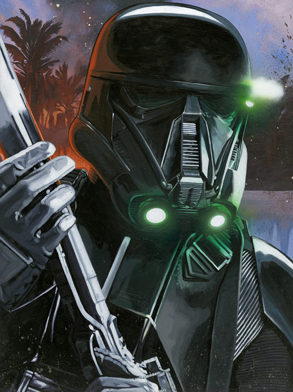 Artwork Star Wars - ACME - Death Trooper Death_10