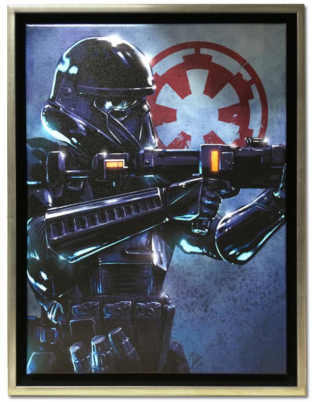 Artwork Star Wars - ACME - Death Trooper Death_11