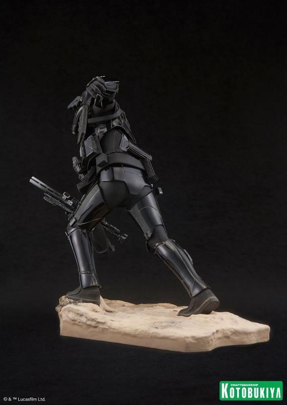Kotobukiya Star Wars - Death Trooper ArtFX Statue   Death_17