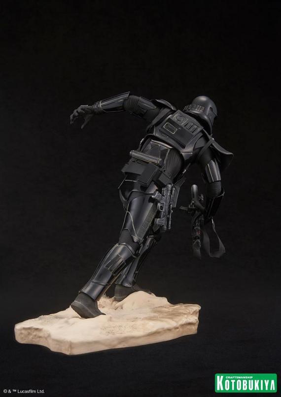 Kotobukiya Star Wars - Death Trooper ArtFX Statue   Death_18
