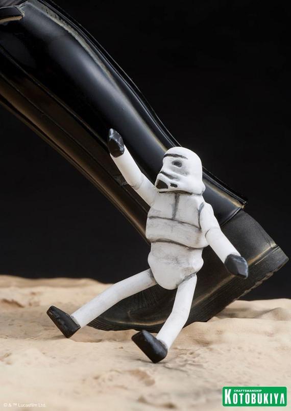 Kotobukiya Star Wars - Death Trooper ArtFX Statue   Death_21