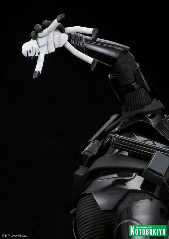Kotobukiya Star Wars - Death Trooper ArtFX Statue   Death_22