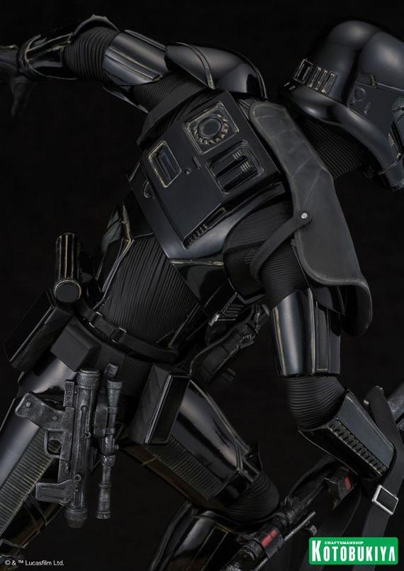 Kotobukiya Star Wars - Death Trooper ArtFX Statue   Death_25