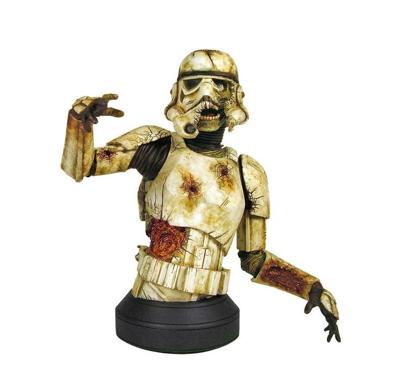 Gentle Giant - Death Trooper Mini Bust Deatht11