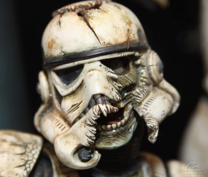Gentle Giant - Death Trooper Mini Bust Deatht13