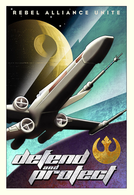 Artwork Star Wars - ACME - Defend and Protect Defend10