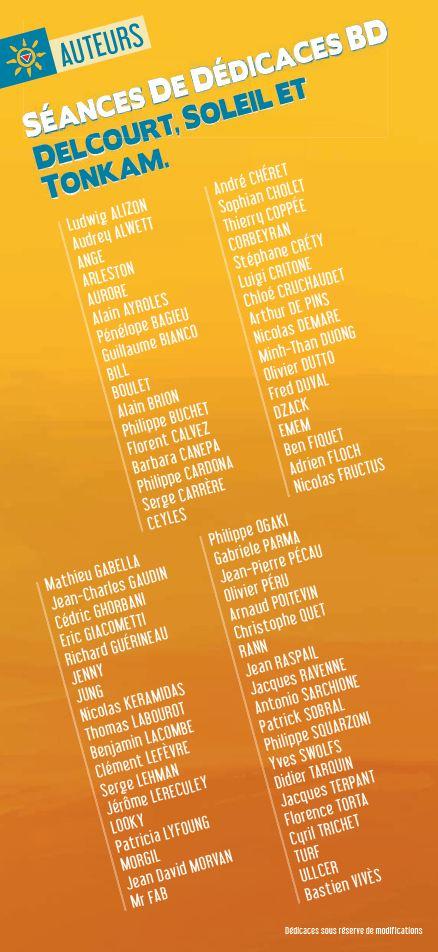 Festival BD DELCOURT Delcou11
