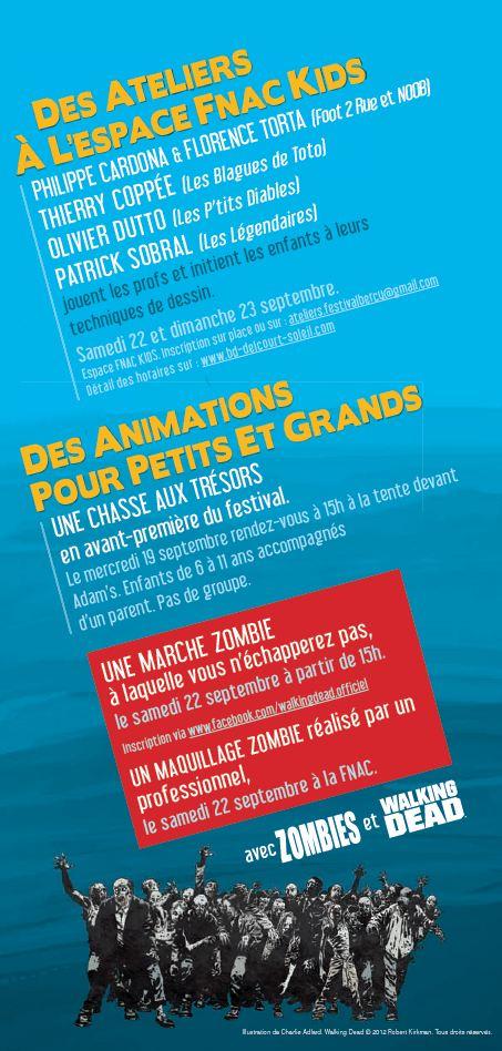 Festival BD DELCOURT Delcou12