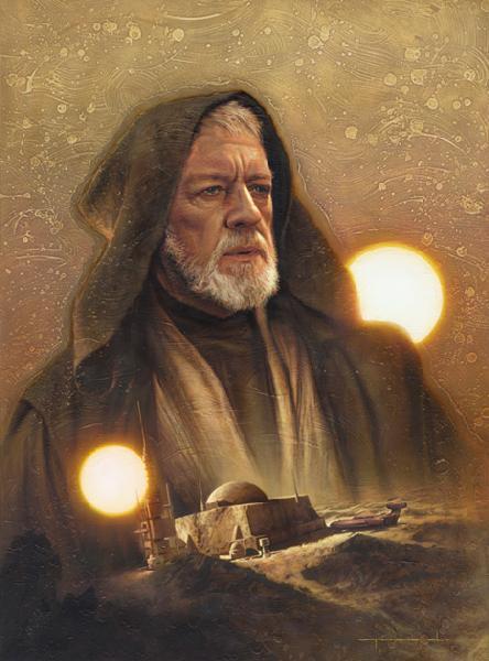 Artwork Star Wars - ACME - Desert Vigil Desert10