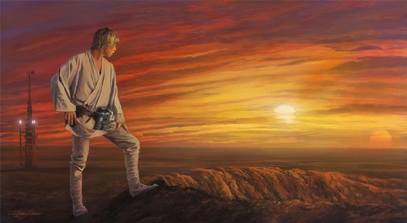 Artwork Star Wars - ACME - Destiny Awaits Destin10