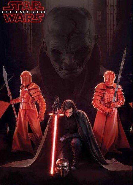8 - Les posters de Star Wars VIII - The Last Jedi - Page 2 Diewur10