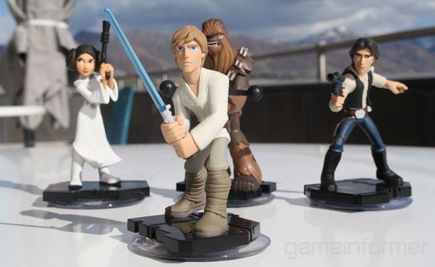 Disney Star Wars Infinity 1.0, 2.0 et 3.0 Star Wars Disney14