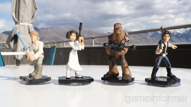 Disney Star Wars Infinity 1.0, 2.0 et 3.0 Star Wars Disney15