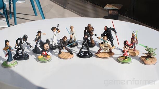 Disney Star Wars Infinity 1.0, 2.0 et 3.0 Star Wars Disney17